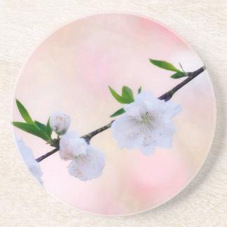Peach Blossom Coaster