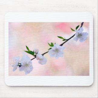 Peach Blossom Mouse Pad