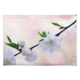 Peach Blossom Placemat