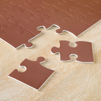 Peach Calla Lily Jigsaw Puzzle