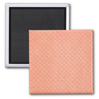 peach flower pattern background refrigerator magnets