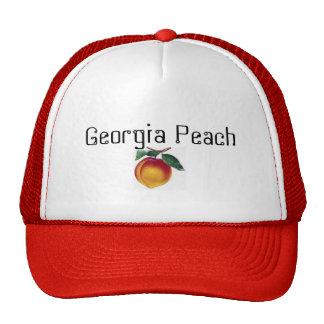 peach, Georgia Peach Cap