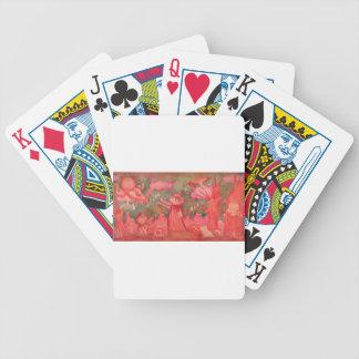 peach man poker deck
