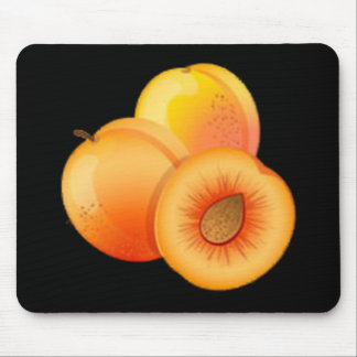 Peach Mouse Pad