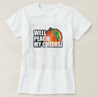 Peach My Cheeks DS T-Shirt