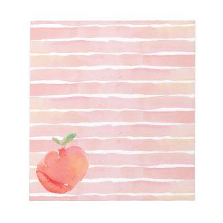 Peach Notepad