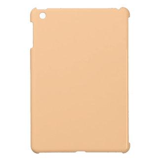 Peach Pastel Orange Solid Color iPad Mini Cases