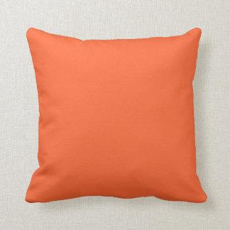 peach  pillow
