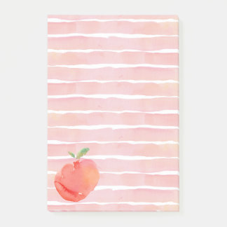 Peach Post-it Notes