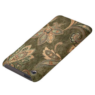 Peach Sage Paisley Case-Mate iPod-Touch iPod Touch Case