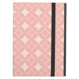 Peach shippo iPad air cover