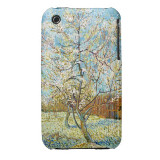 Peach Trees in Blossom Vincent Van Gogh Case-Mate iPhone 3 Cases
