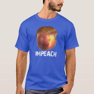 PEACH TRUMP - IMPEACH TRUMP - white - T-Shirt
