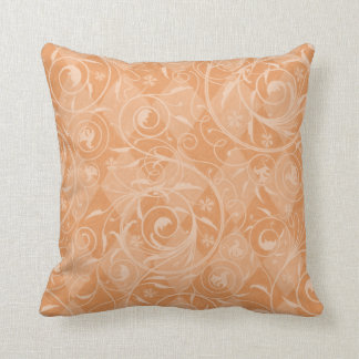 Peach Venetian Medley Design Cushion