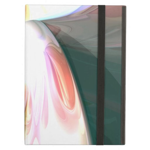 Peaches and Cream Abstract Case For iPad Air