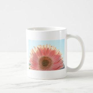 Peaches and Cream Basic White Mug