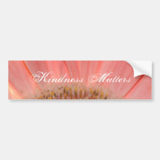 Peaches and Cream Car Bumper Sticker
