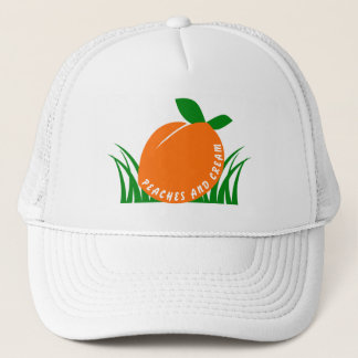 Peaches and Cream Trucker Hat