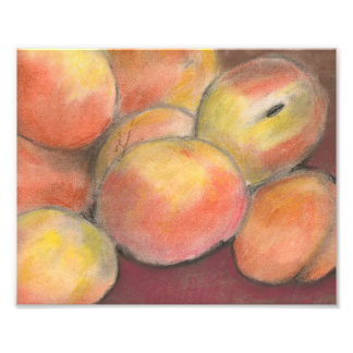 Peaches Art Print Art Photo