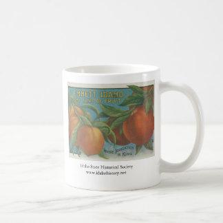 Peaches Coffee Mugs
