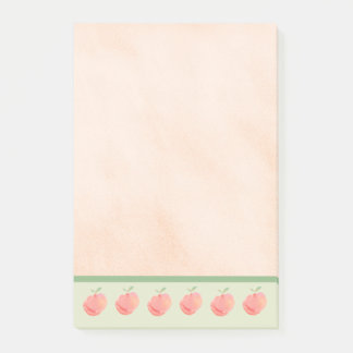 Peaches Post-it Notes