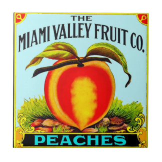 Peaches Tile