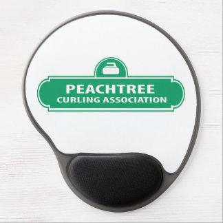 Peachtree Curling Gel Mousepad