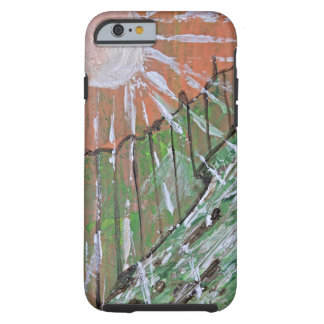 Peachy Day Tough iPhone 6 Case