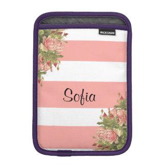 Peachy Summers iPad Mini Sleeve