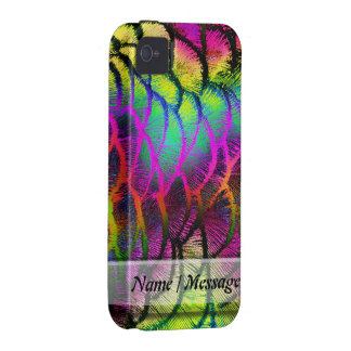 Peacock 1 Case-Mate Case iPhone 4 Covers