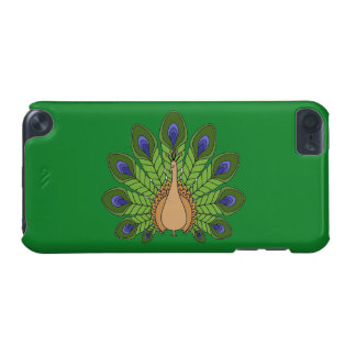 Peacock 1 iPod touch (5th generation) case