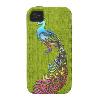 Peacock 2 Case-Mate Case iPhone 4/4S Cover