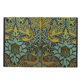 Peacock and Dragon William Morris Tapestry Design Powis iPad Air 2 Case