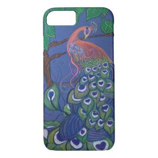 Peacock Art iPhone Case 6/6s