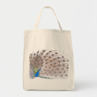 Peacock Bird Bag