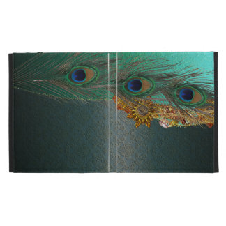 Peacock Bling iPad Cases