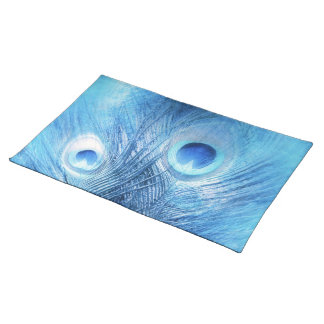 Peacock Blue Placemat