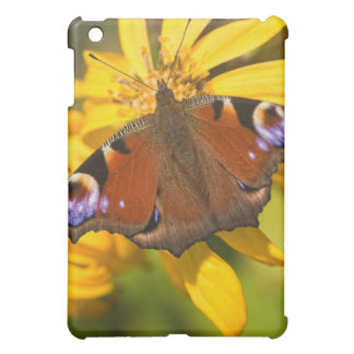 Peacock butterfly cover for the iPad mini