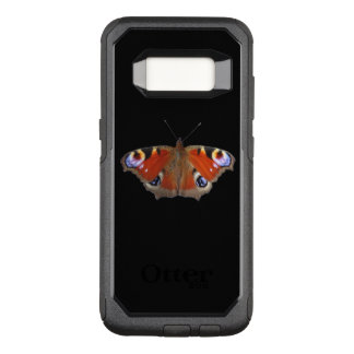 peacock butterfly OtterBox commuter samsung galaxy s8 case