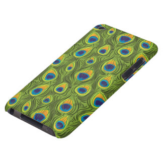 peacock iPod Case-Mate cases