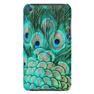 Peacock Barely There iPod Case