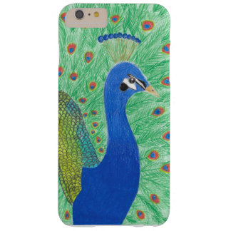 Peacock Case Barely There iPhone 6 Plus Case