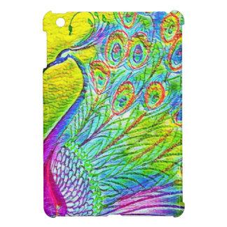 Peacock Case For The iPad Mini