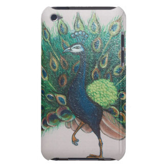 Peacock Case-Mate iPod Touch Barely There Case iPod Touch Cases