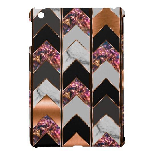 Peacock Chevron Case For The iPad Mini