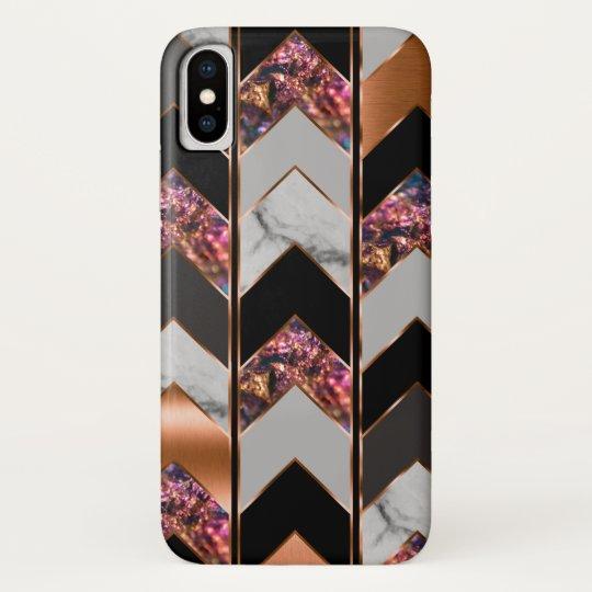 Peacock Chevron Galaxy Nexus Case