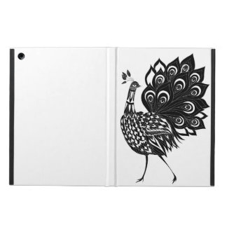 Peacock Cover For iPad Air