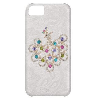 Peacock Diamonds & Jewels Paisley Lace iPhone 5 iPhone 5C Case