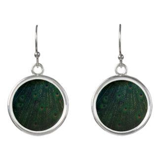 Peacock Earings Earrings