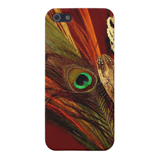 Peacock Eye iPhone Case iPhone 5/5S Cover